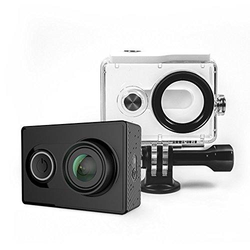 Kamera sportowa Xiaomi Yi Action 2K z obudową wodoodporną 32€ (możliwe 114zl)