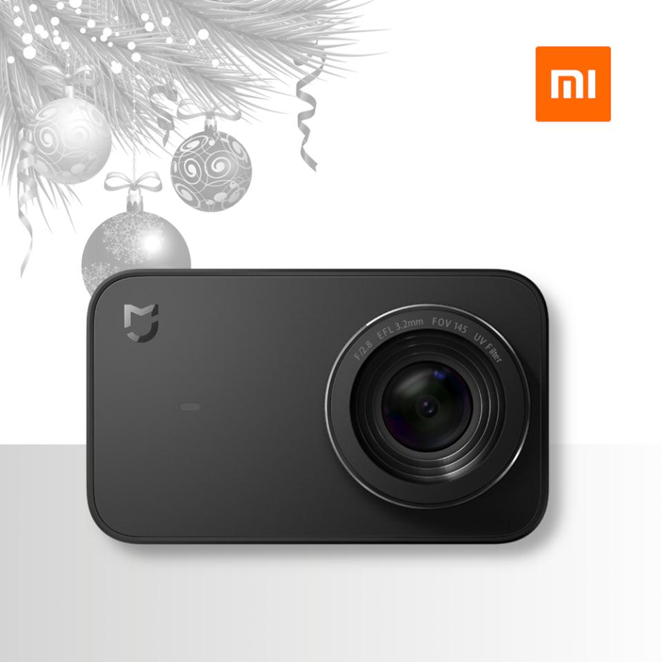 MiJia 4K Action Camera z oficjalnego Mi Store
