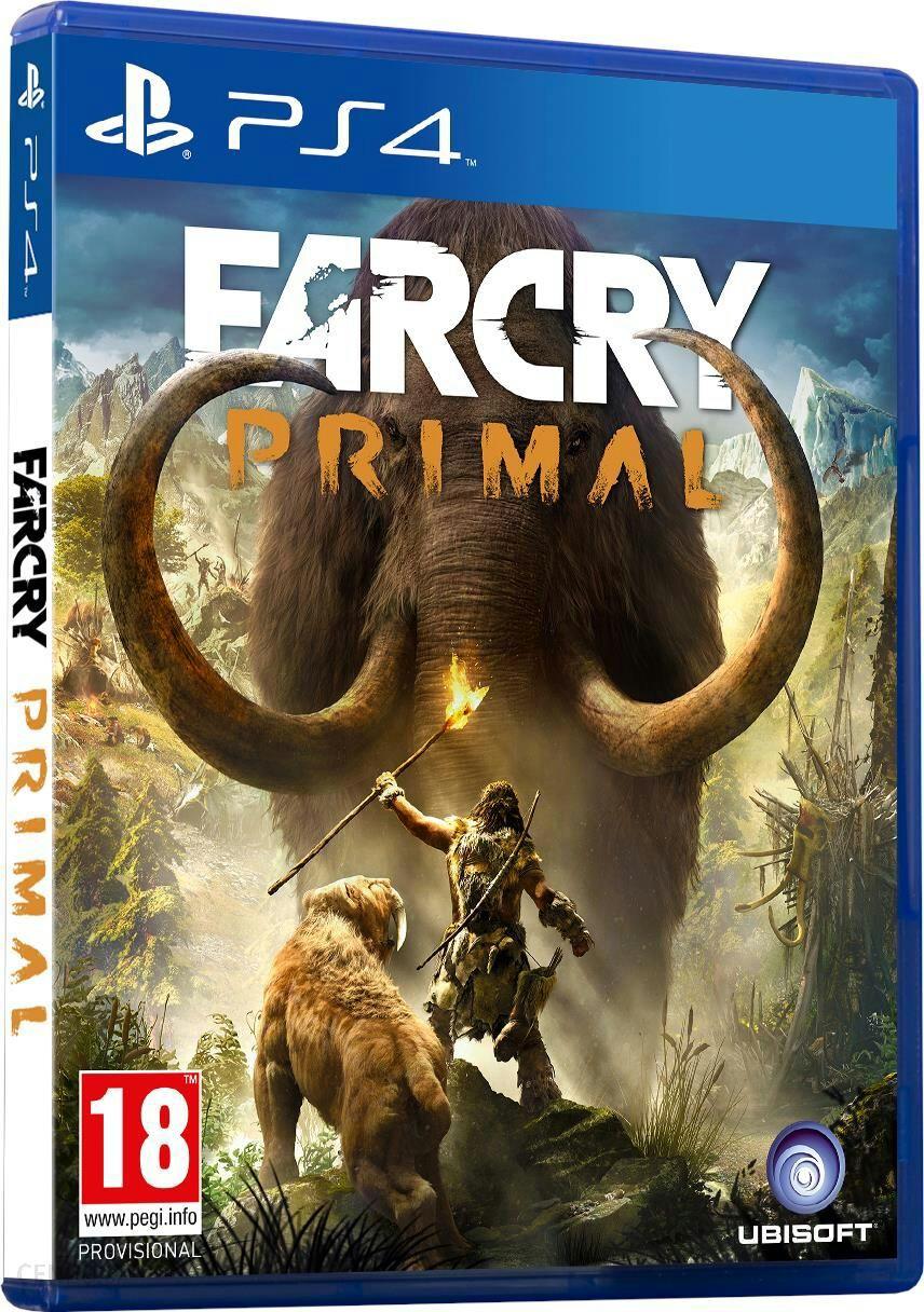 Gra Far Cry Primal PS4 ( oferta nocna do godz 5.00 w RTV Euro AGD)