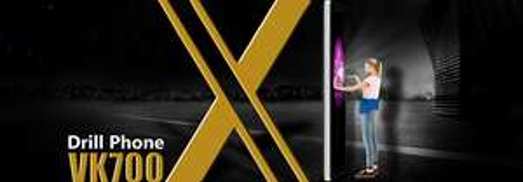 VKWORLD VK700X MTK6580 1.5GHz Quad Core 5.0 Zoll 3.0D IPS HD Bildschirm Android 5.1 3G Smartphone