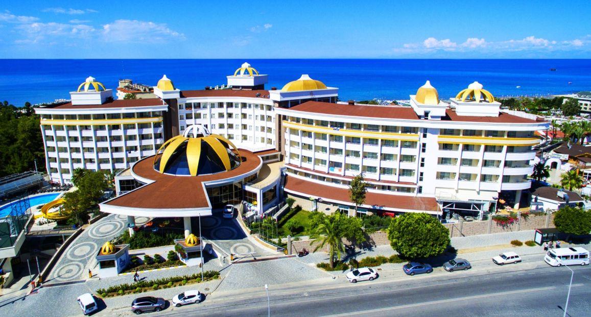 Last Minute Turcja - Side Alegria Hotel & Spa 5* All Inclusive - 8 dni