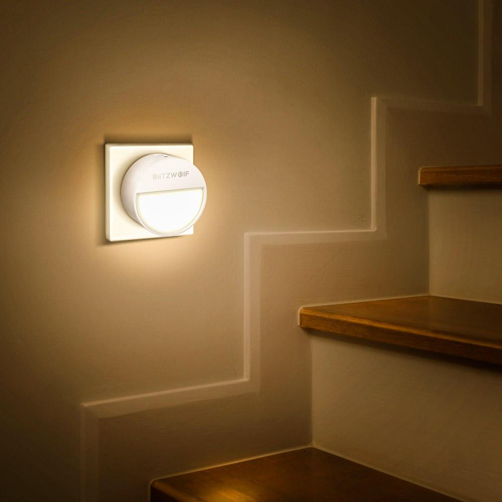 Lampa BlitzWolf BW-LT10 Smart Light Sensor Night Light