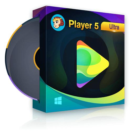 DVDFab Player 5 Ultra Free 1 Year License