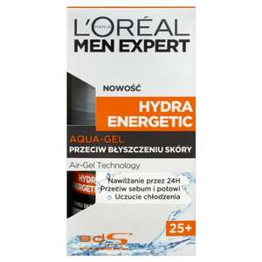 Loreal Men Expert Hydra Energetic Aqua-Gel 6,99
