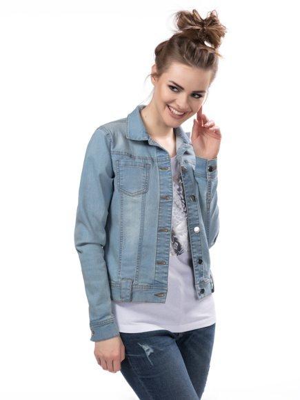 Jeansowe kurtki w dobrej cenie - TXM