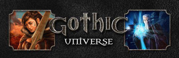 Gothic Universe  Steam (Pakiet zawiera: Gothic,Gothic II, Noc kruka , Gothic III )