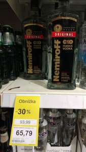 Nemiroff Vodka 1.75 l w Tesco