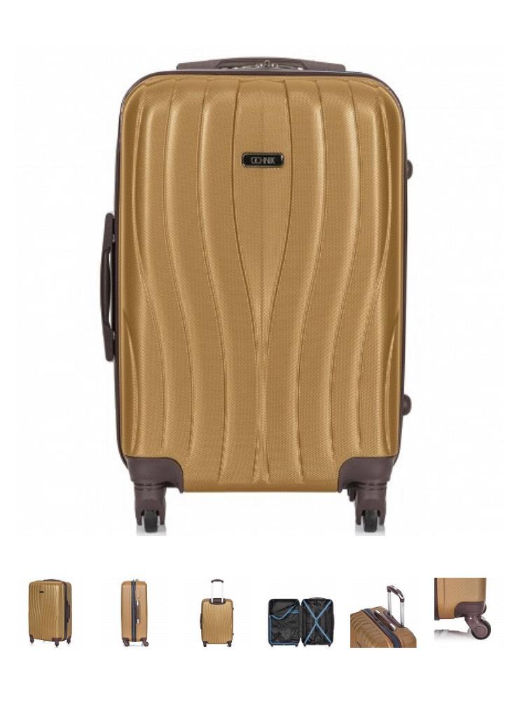 Duża walizka Ochnik