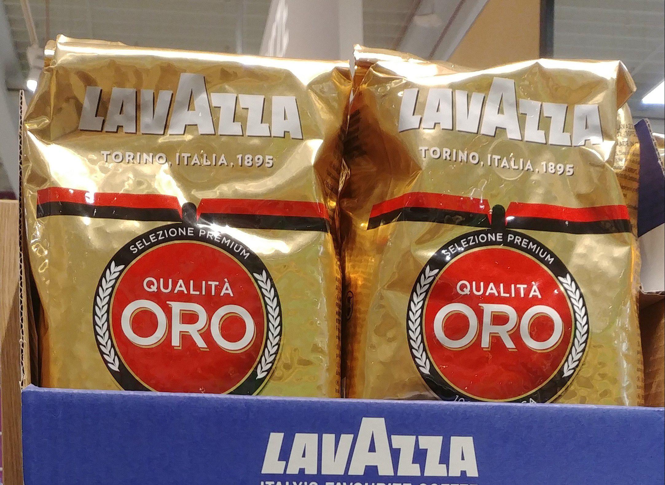Kawa ziarnista Lavazza Qualita Oro 1kg w Kauflandzie