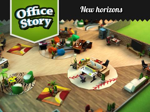 Office Story   (0zł z 3,99E)  iOS