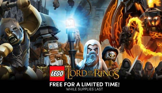 LEGO Lord Of The Rings // ZA DARMO // HumbleBundle // STEAM