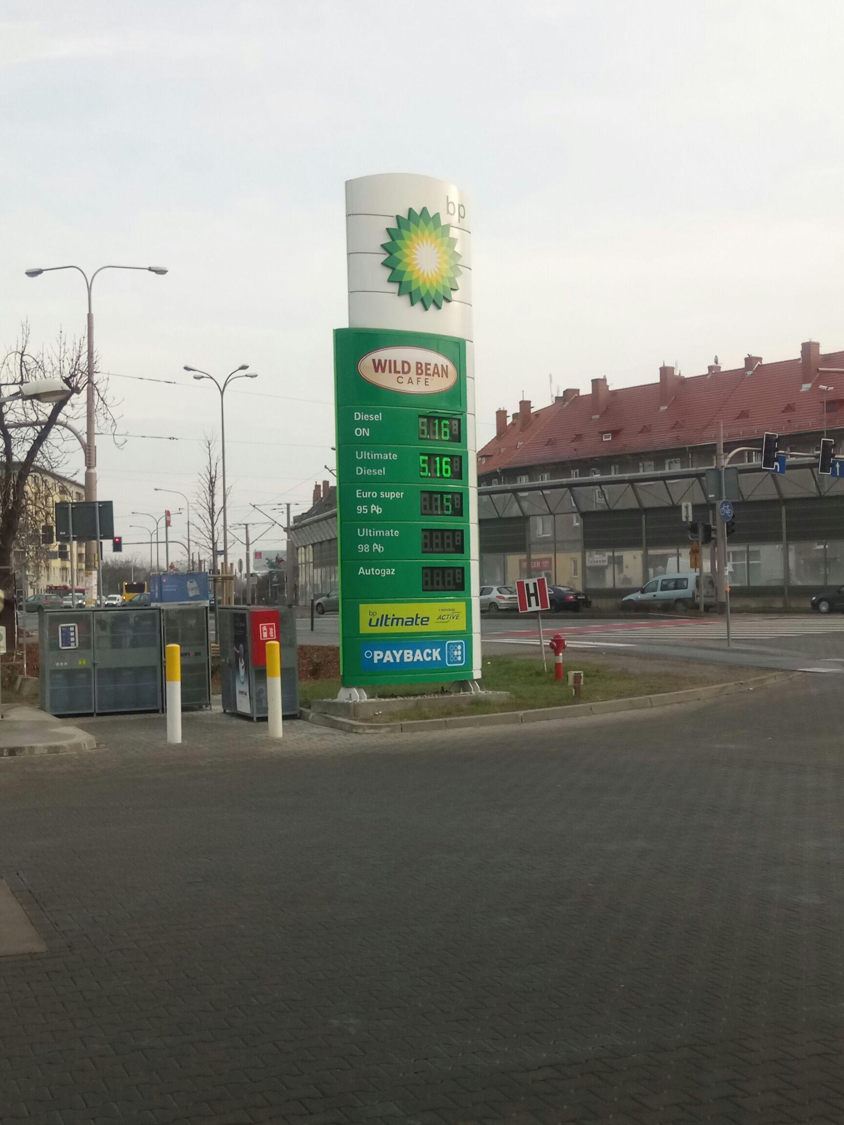 BP Diesel Ultimate w cenie zwykłego diesla
