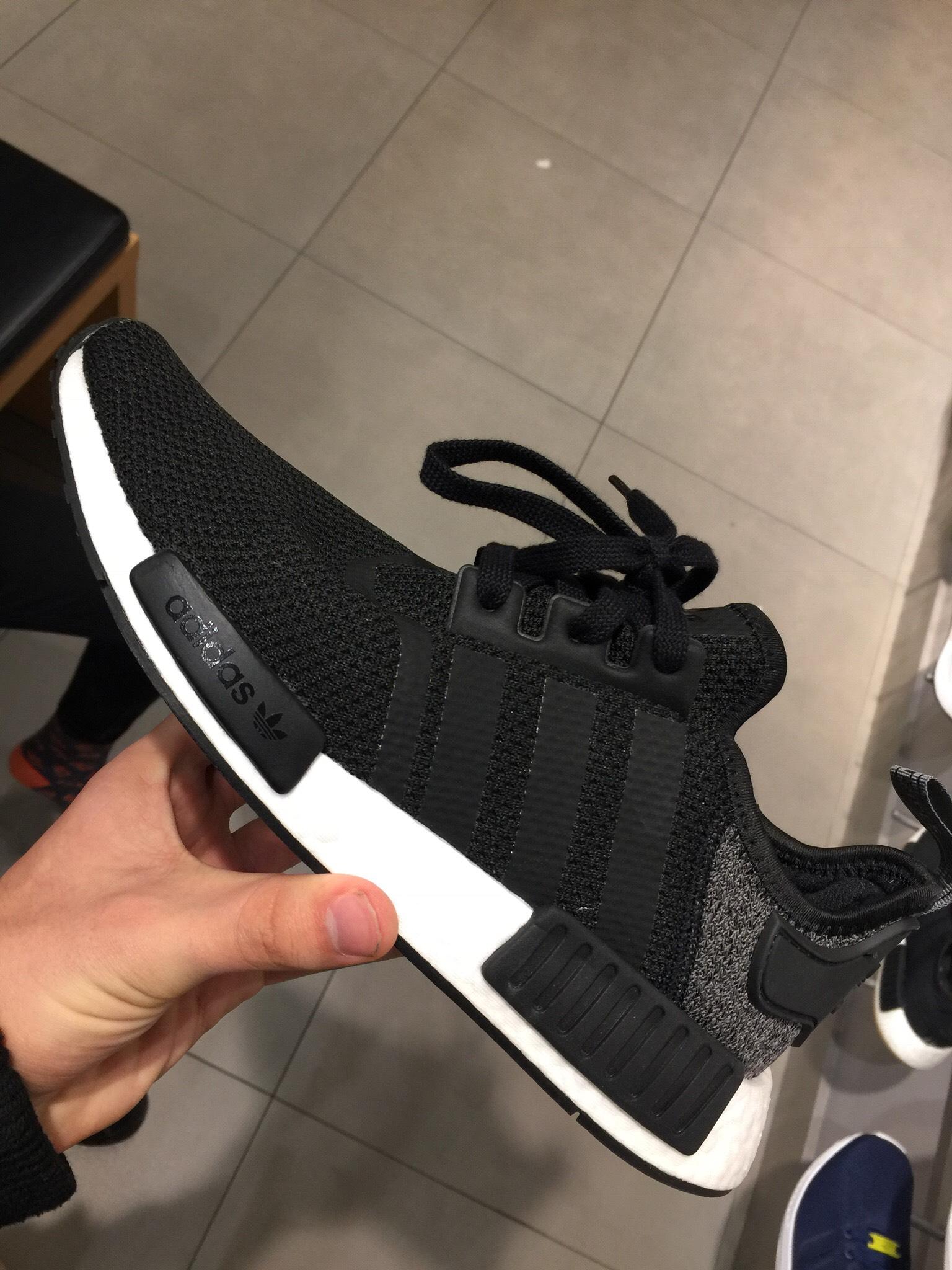 Buty męskie Adidas NMD R1