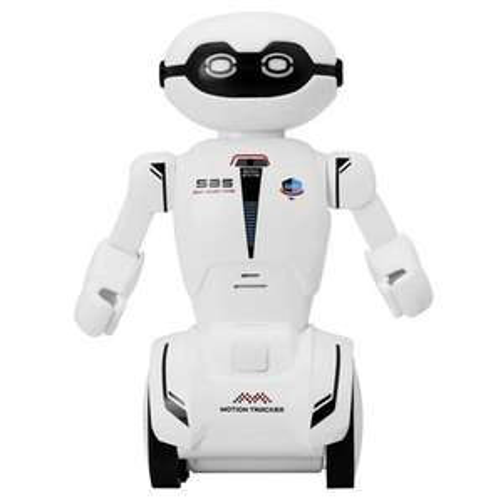 Robot zdalnie sterowany MacroBot marki Silverlit