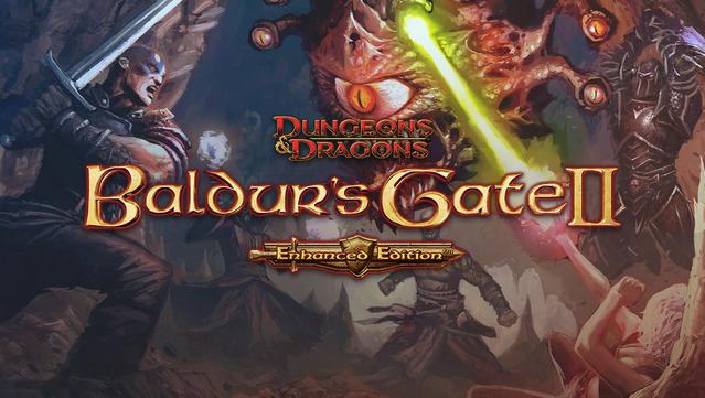 Baldur's Gate II: Enhanced Edition GOG