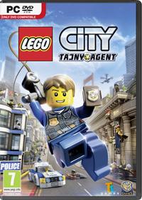 Lego City: Tajny Agent (Steam PC)