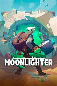 Moonlighter na xbox one w tureckim Microsoft Store.