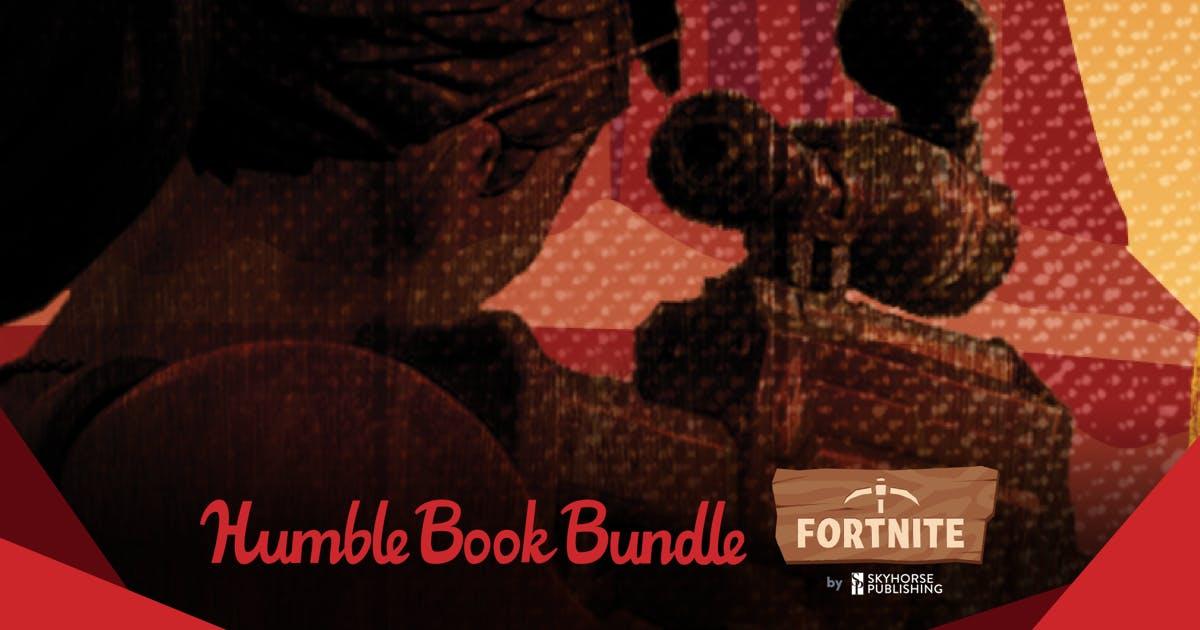 Humble Book Bundle: Fortnite by Skyhorse