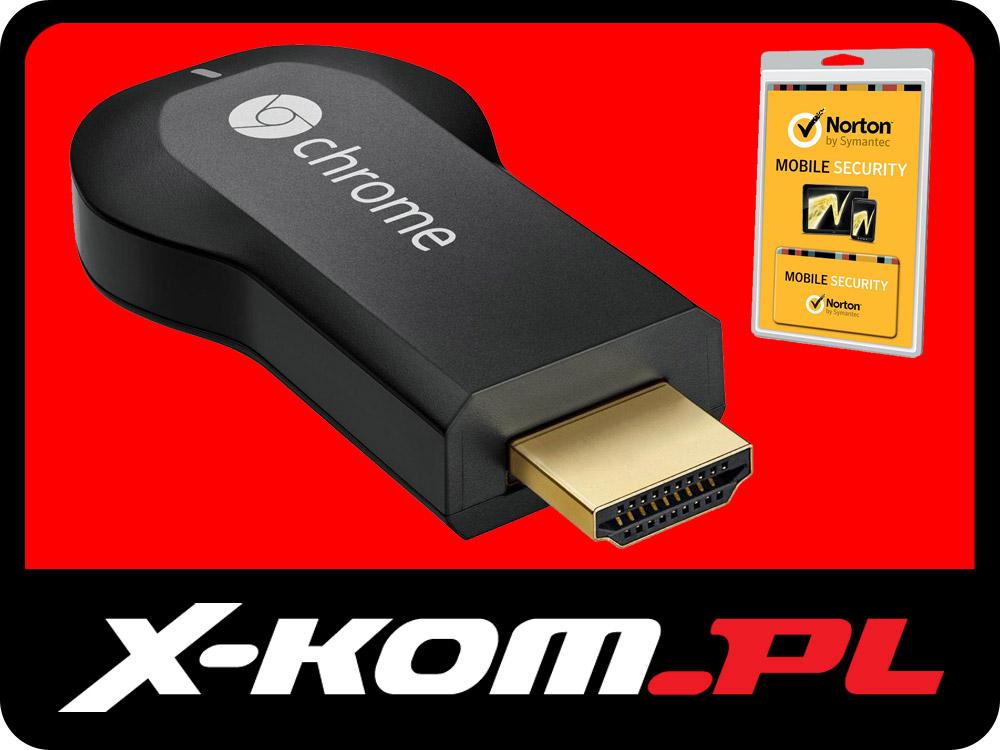 GOOGLE Chromecast za 155 zł @ x-kom na Allegro