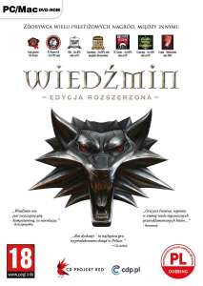 Wiedźmin - Edycja Rozszerzona  Digital za darmo na GOG
