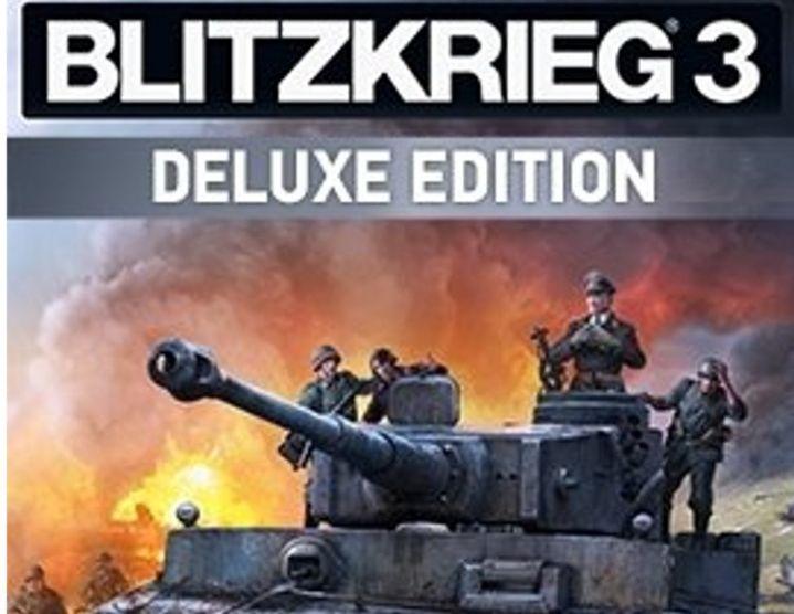 Blitzkrieg 3 Deluxe Edition (PC) DIGITAL