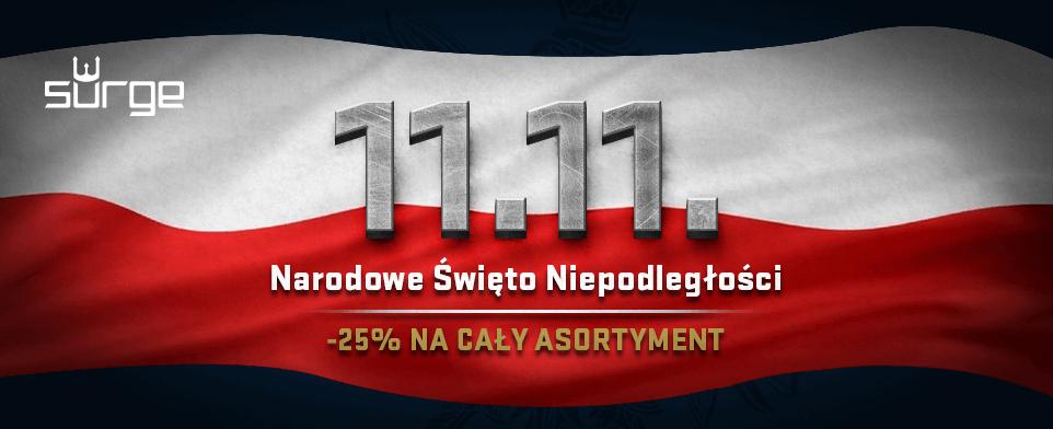 -25% na caly asortyment - odziez patriotyczna