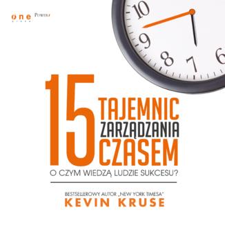 15 tajemnic zarządzania czasem. Audiobook za 12,90 zł tylko dziś @ ebookpoint
