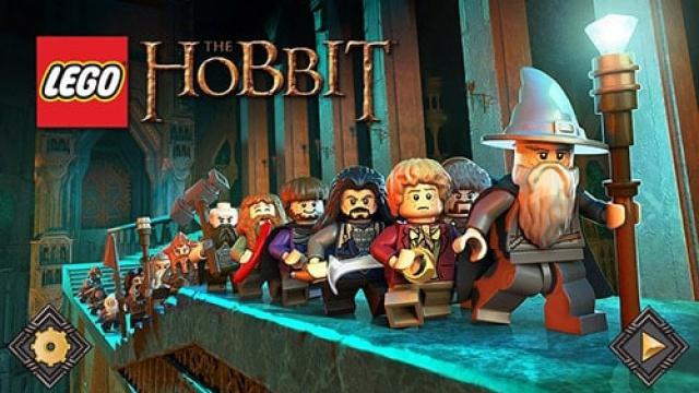 Lego: The Hobbit wznowiona i ograniczona