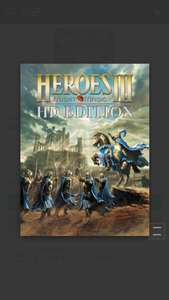 Heroes Of Might & Magic III HD (PC Steam)