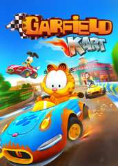 Garfield Kart (PC/MAC) Klucz Steam na Muve za 1,59zł :)