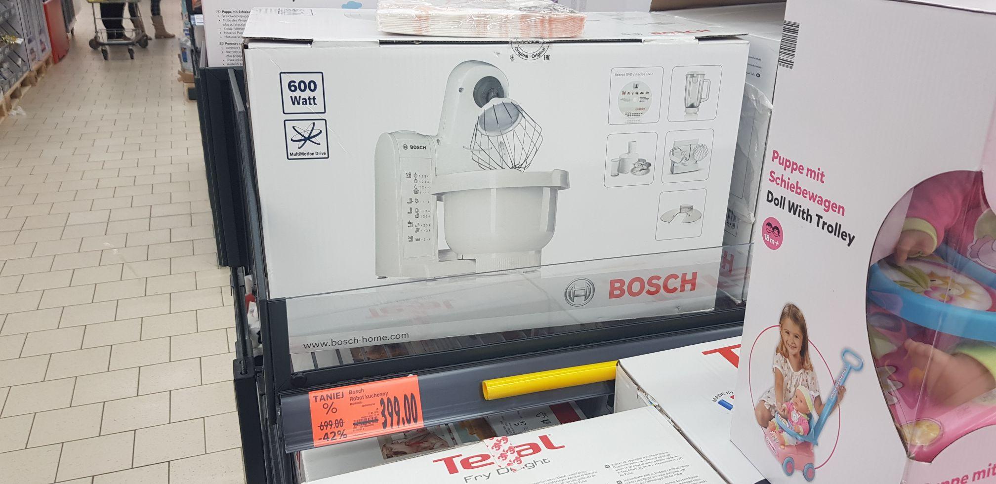 Bosch robot kuchenny Mum 4830