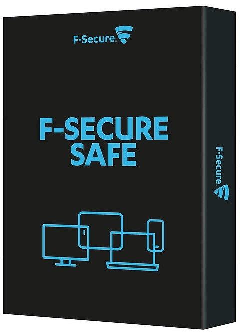 F-Secure SAFE (Internet Security) oraz  FREEDOME VPN na 12 miesięcy bezpłatnie