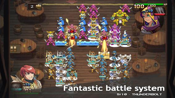 Might & Magic Clash of Heroes  za  0,99Euro iOS