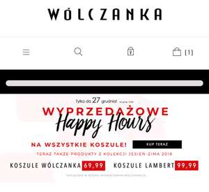 Wólczanka Happy Hours