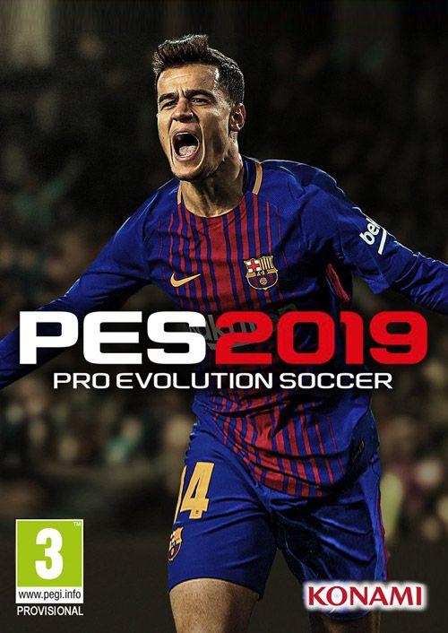 Pro Evolution Soccer (PES) 2019 PC za 73.59zł