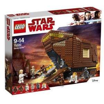 LEGO Star Wars, Ninjago i inne w Empik