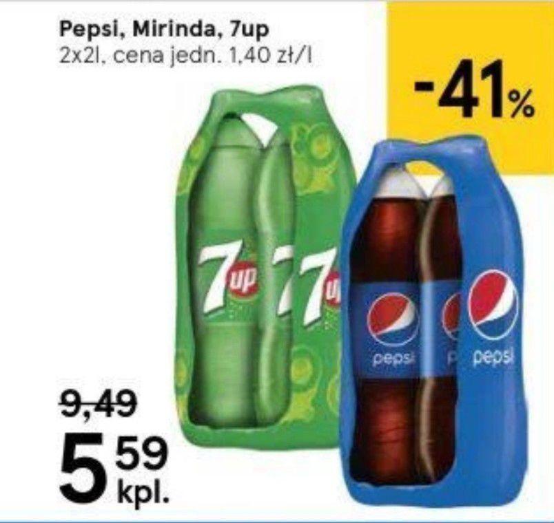 Pepsi, 7up, Mirinda 2x2 litry