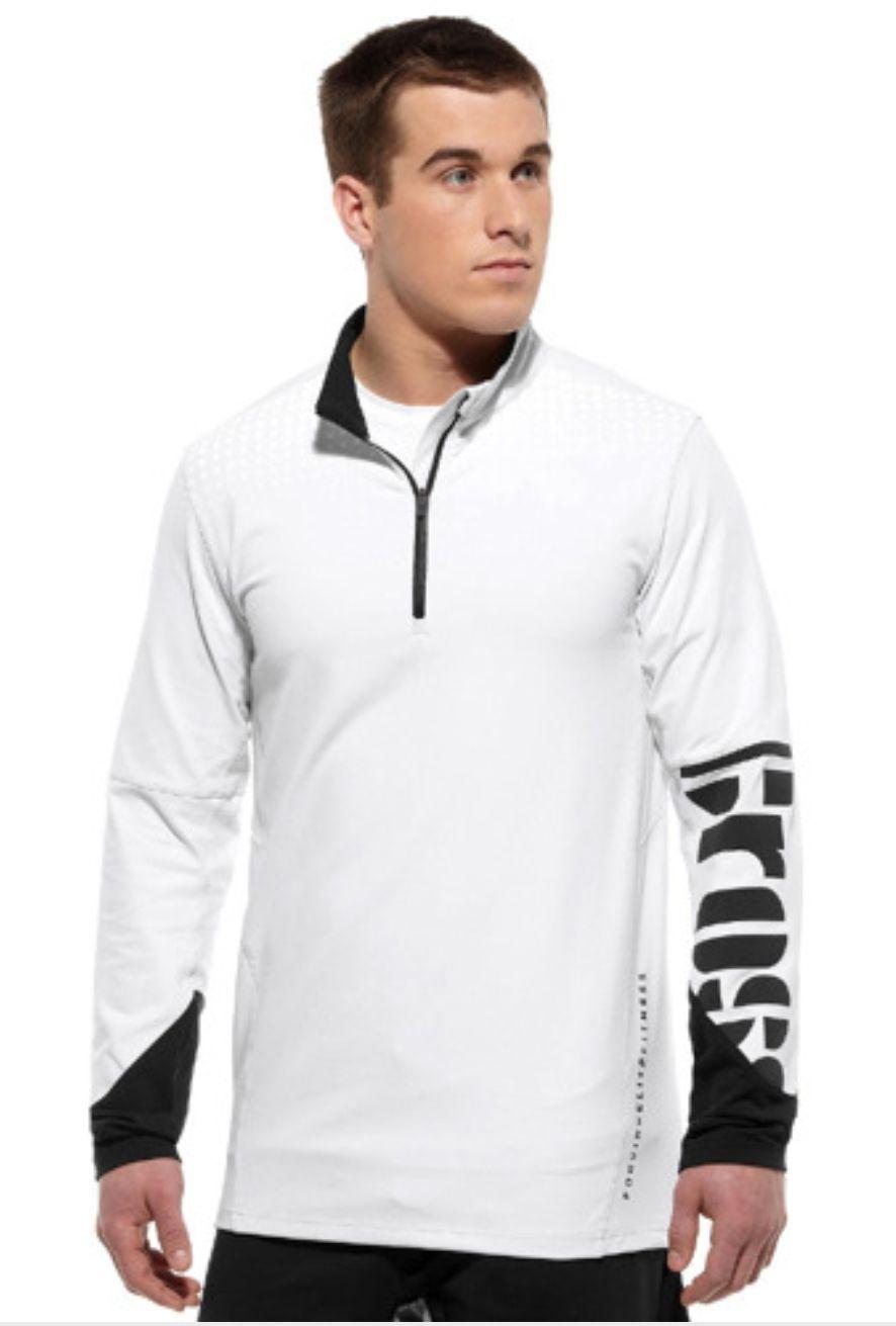 Bluza REEBOK CF 1/4 ZIP Crossfit. Np.na siłke , do biegania