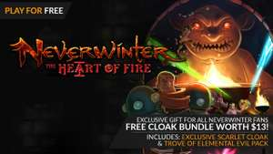 Neverwinter - The Heart of Fire: Elemental Starter Pack