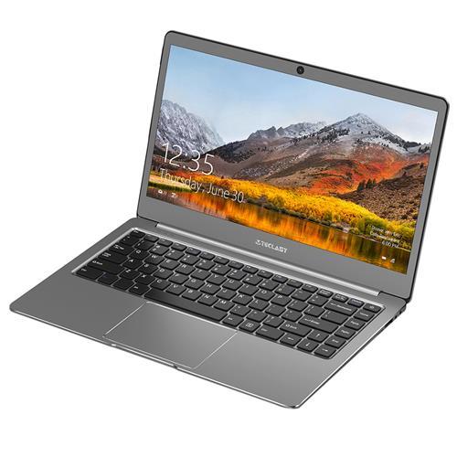 Teclast F6 Laptop Intel Apollo Lake N3450 Quad Core 13.3 Inch 1920*1080 6GB RAM 128GB SSD Windows 10  magazyn Niemcy $273/1030zł