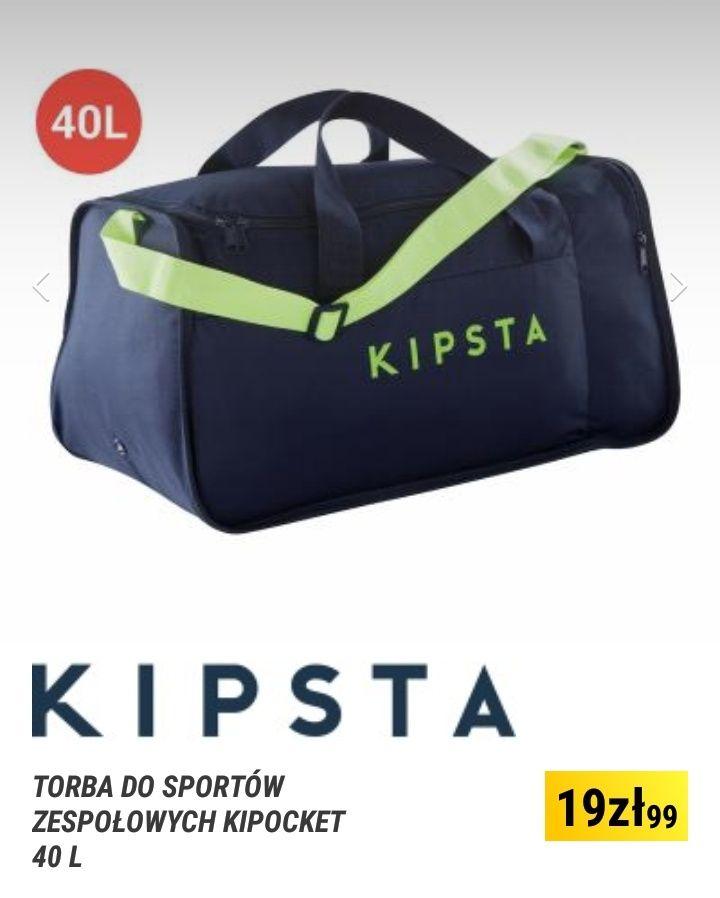 Decathlon torba Kipsta 40L