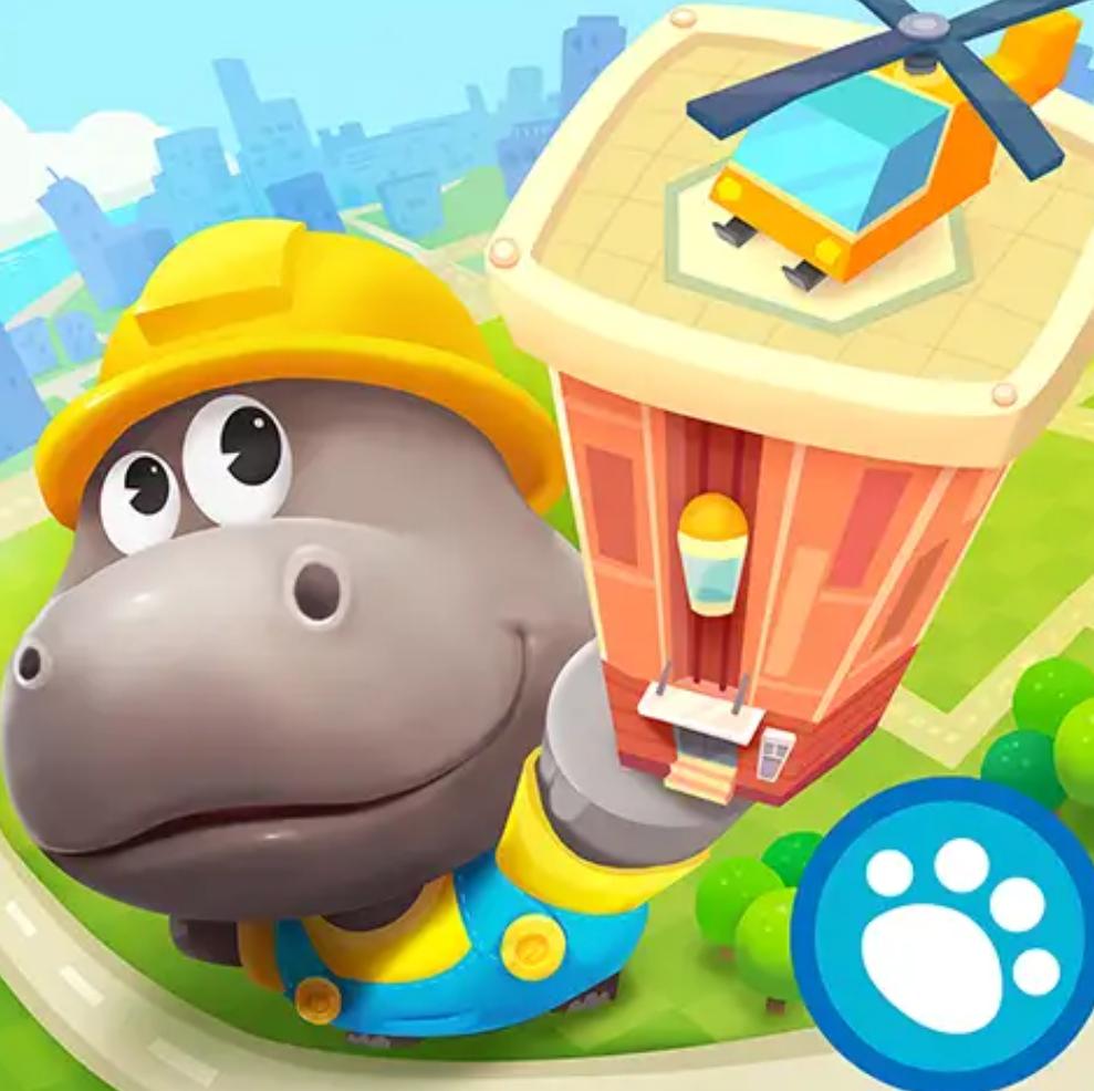 Dr. Panda Hoopa City 2 *Android **iOS *** za darmo