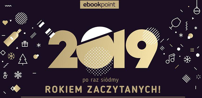 Zaczytani 2019: 1 z 3 ebooków za darmo @ ebookpoint