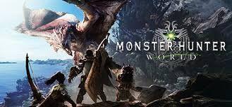 Monster Hunter World PC Steam