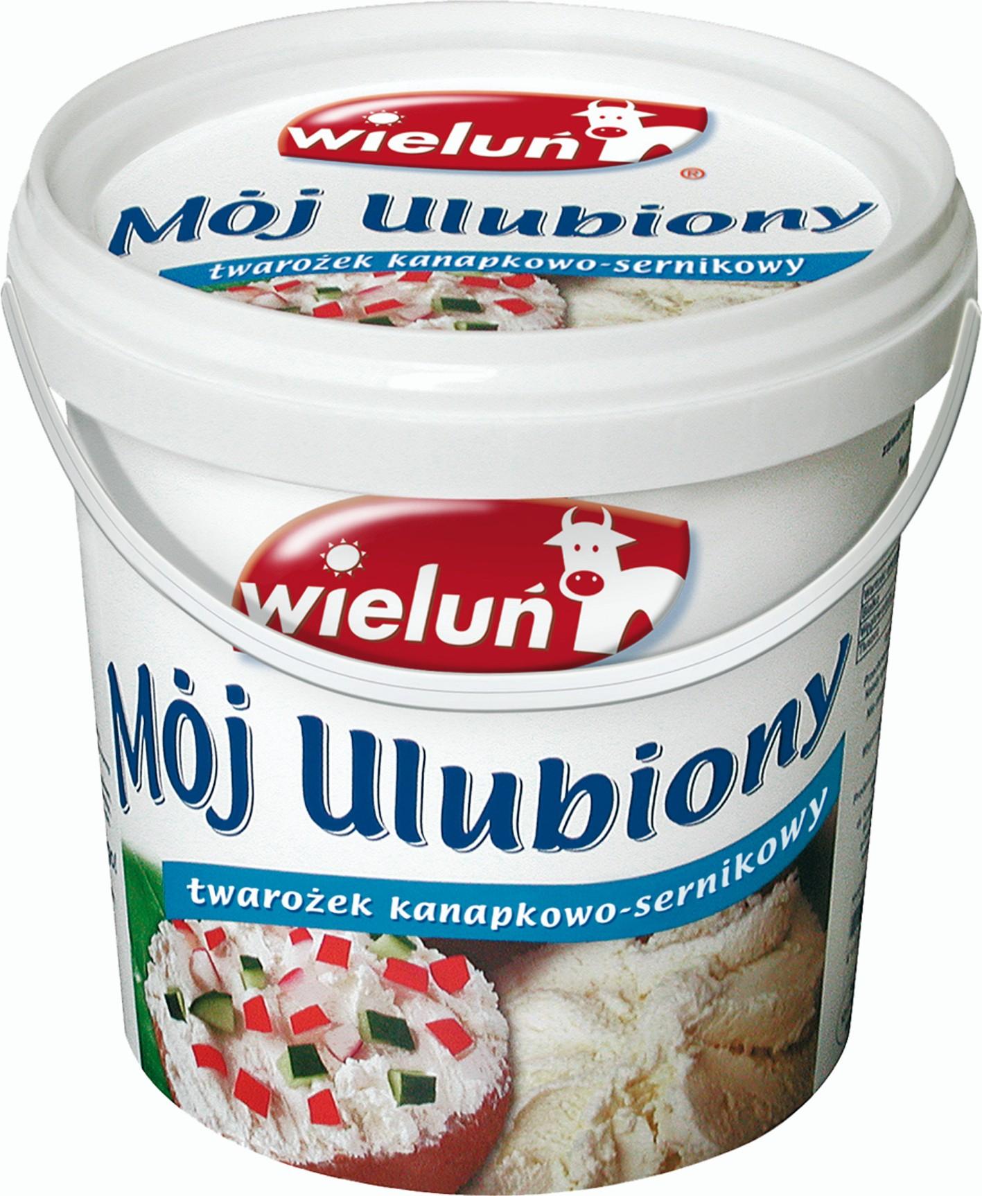 Wieluń - Twaróg Mój Ulubiony 1kg