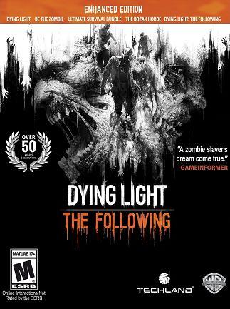 Steam Dying Light: The Following Enhanced Edition za 51,39 zł w G2A