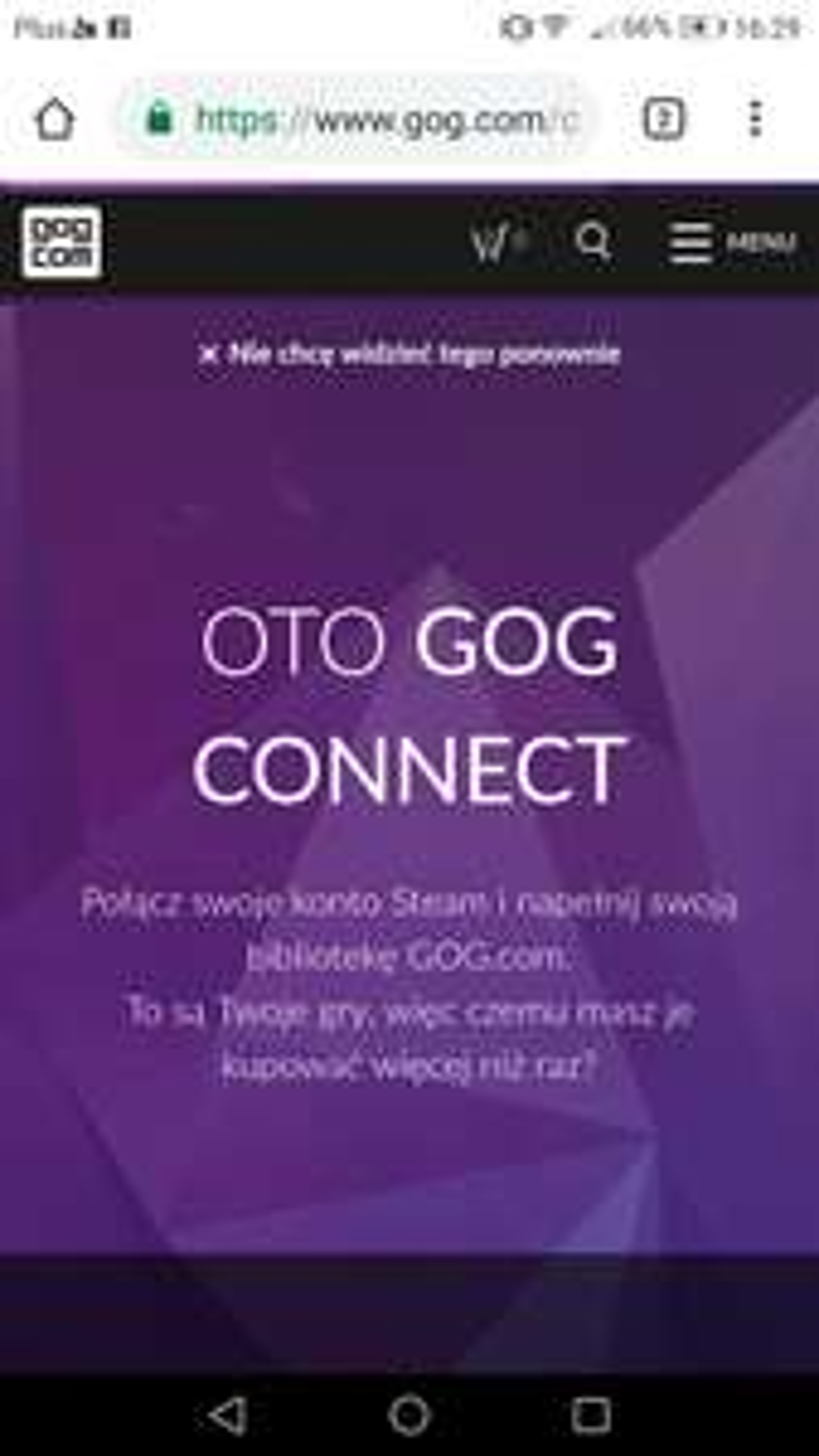 GOG Connect - 8 nowych tytułów dołącz za darmo