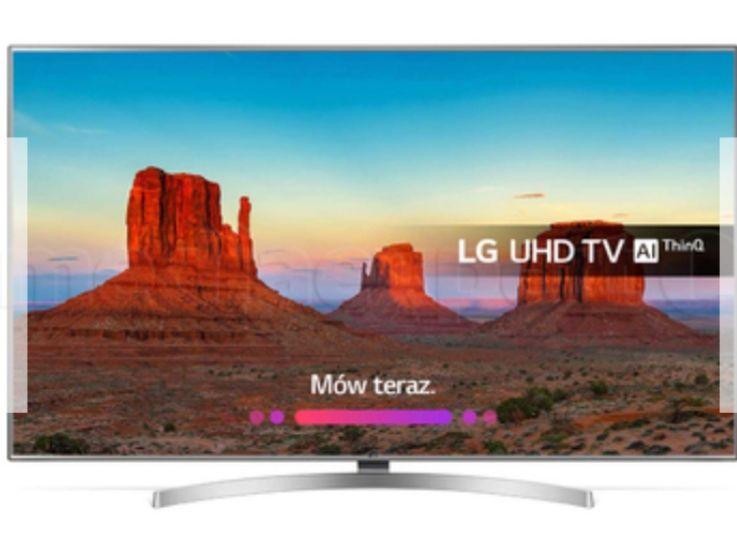 Telewizor LG50UK6950plb Media exert, Szczecin, galaxy