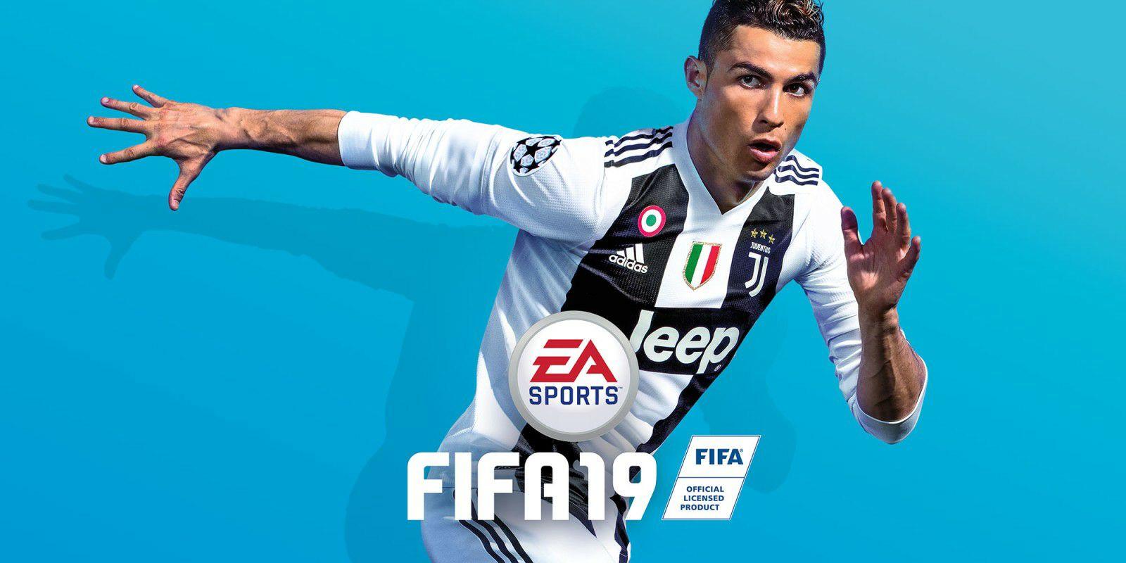 FIFA 19 Nintendo Switch w rosyjskim eShopie