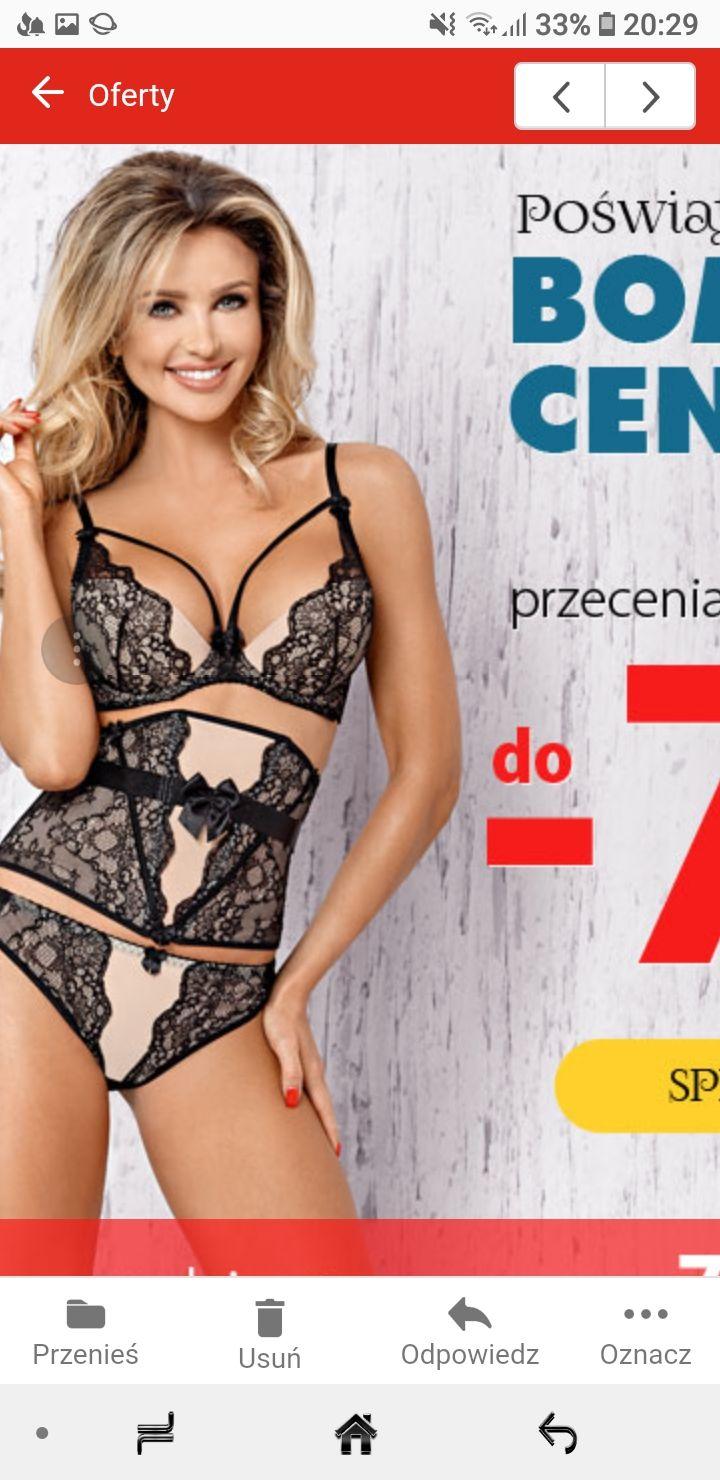 Mega, do 70 % wyprzedaż w Kontri _ bielizna i moda damska i nie tylko :)